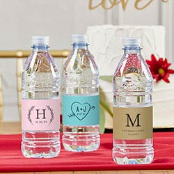 Personalized Water Bottle Labels (Set of 12)